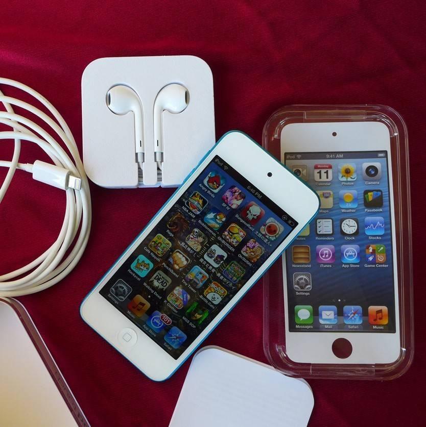 iPod touch 5th Generation 32GB 64GB