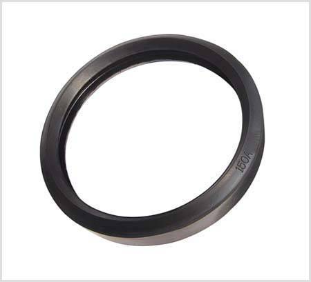 Durable concrete pump rubber gasket