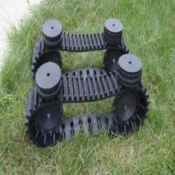 Hot selling rubber track for Robot 1186132