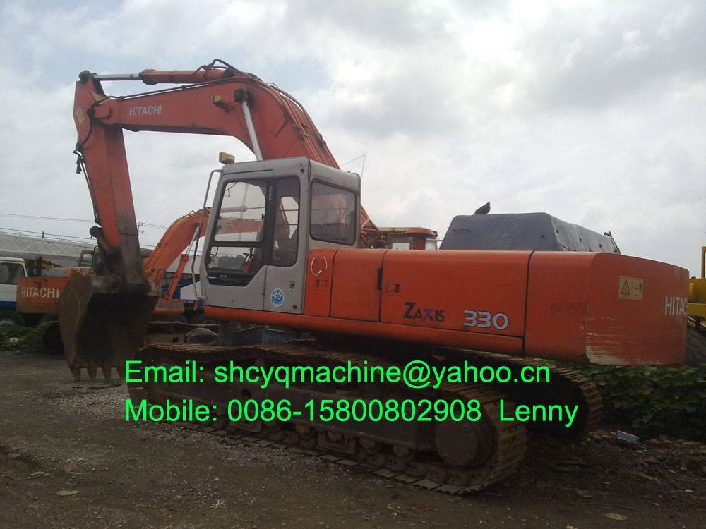 used excavator HITACHI EX300-1 for sale