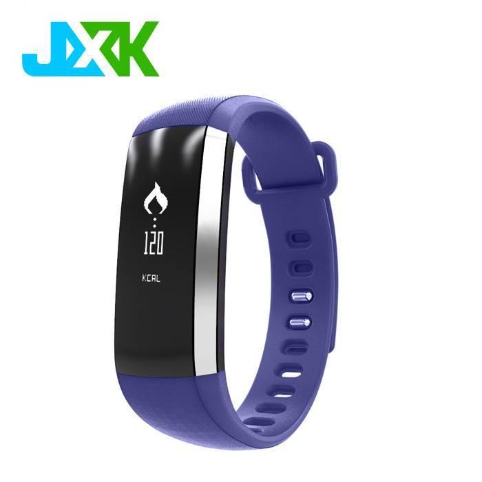 Smart Bracelet JXK-M2 With blood pressure and heart rate monitor bluetooth smart bracelet