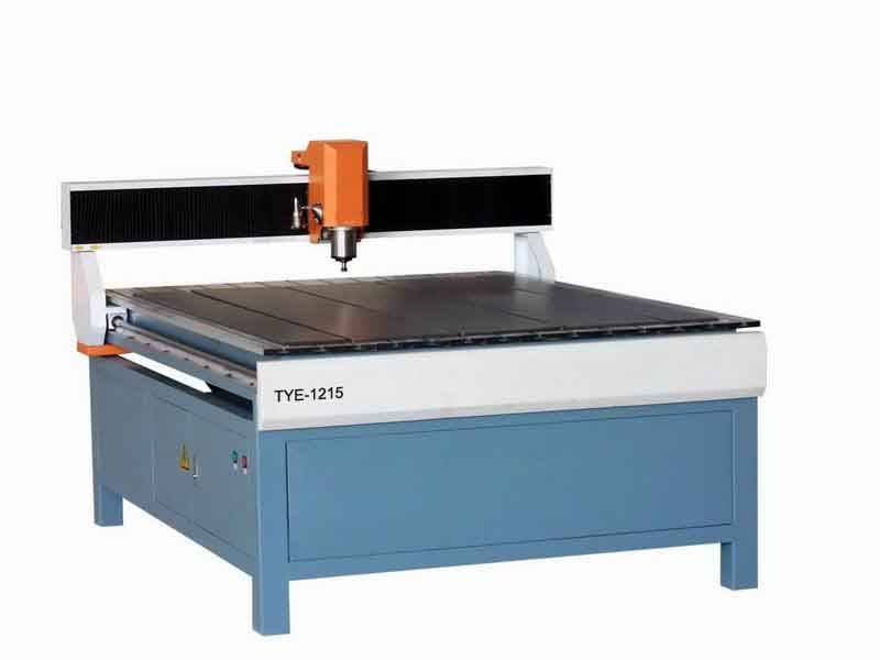 Router CNC Engraver machine with 1200 x 1500mm TYE-1215