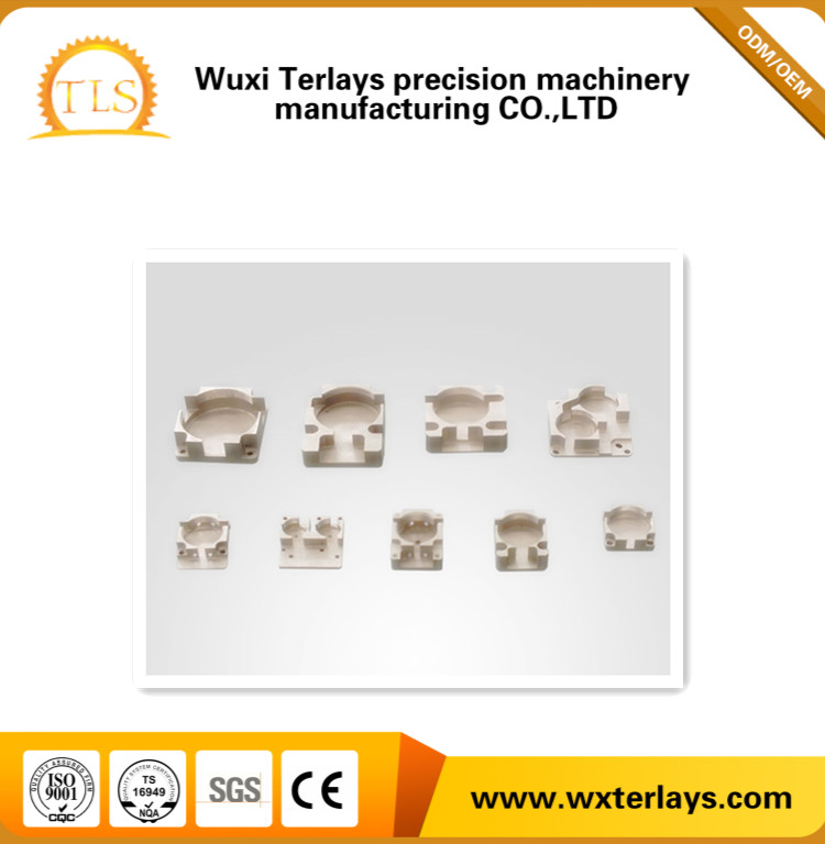 CNC Part of Microwave Isolator for Telecommunication Tower