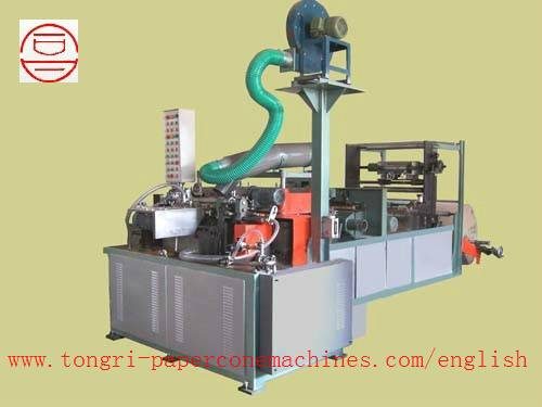 QZD-68 automatic conical paper cone winding machine