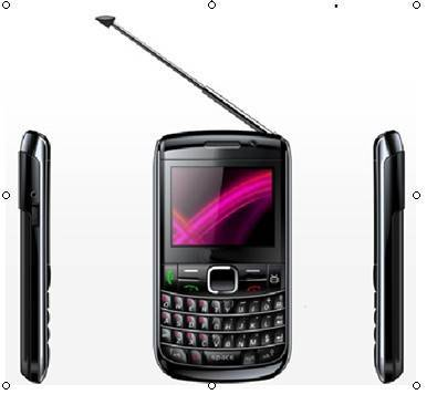 FCB046 quad-band TV /GSM mobile phone