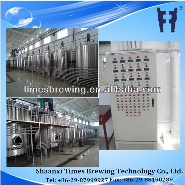 Automatic Solid Vinegar Brewing Equipment