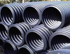 HDPE Single Wall Pipe