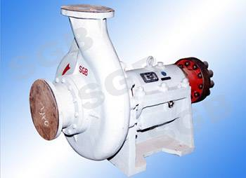 High Efficiency Horizontal Single Casing Centrifugal Pump