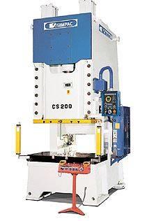 SIMPAC mechanical press