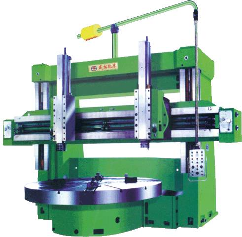 CNC Heavy Duty Vertical Lathe Machine With Swing Diameter 2500mm