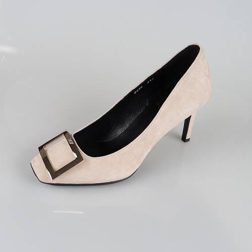 Roger buckle heel