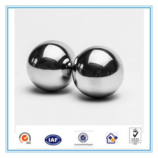 GCr15 100Cr6 AISI52100 bearing ball