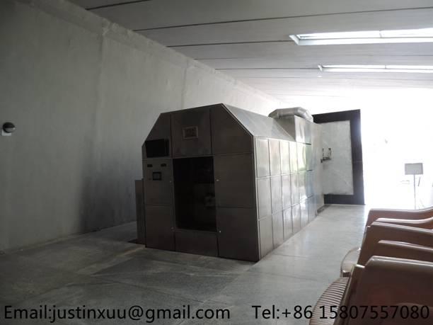 cremator human for sale easy installation Eu shandard automatic