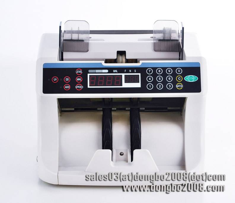 Currency counter DB500
