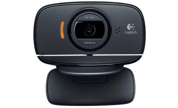 Logitech B525 HD Webcam Videocam