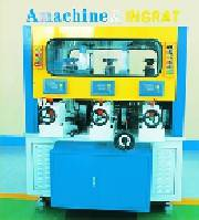 Adjustable Electric control six rollers profile rolling machine GYJ-01