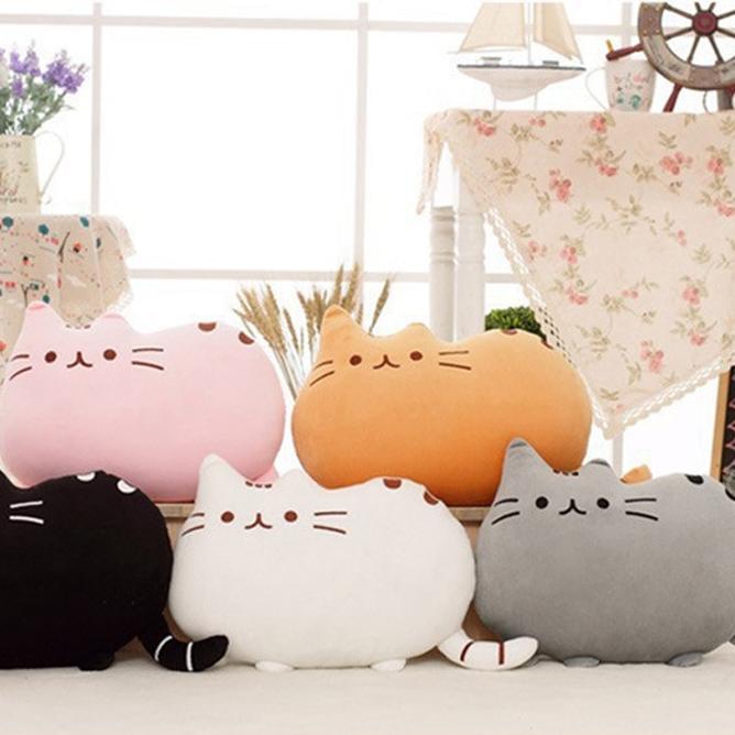 Pusheen Cat Plush Toys 4030cm Stuffed Animal Doll DS-CAT001