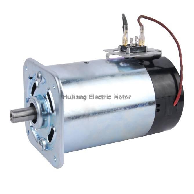 cordless electric lawn mower motor (Model GCj-5)