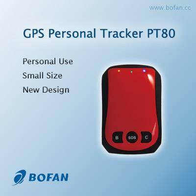 GPS mini personal vehicle car tracker PT80-1
