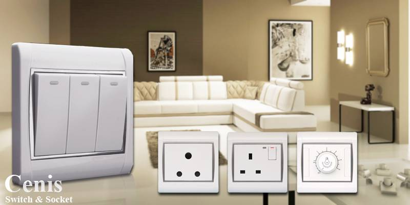 High Quality Wall Switch King Series