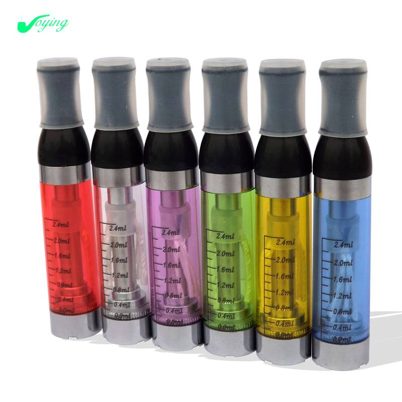 T2 atomizer with clear atomizer matchs ego cigarette