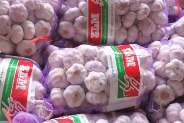 6.0cm-6.5cm normal white garlic