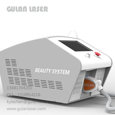 IPL beauty equipment for hair removal and wrinkle removal
