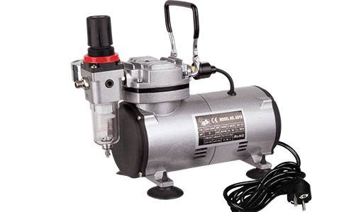 Economical Airbrush Mini Compressor As18-2