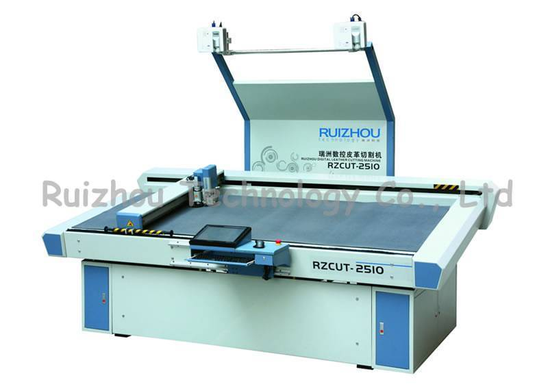 leather cutting machinery/leather cutting system