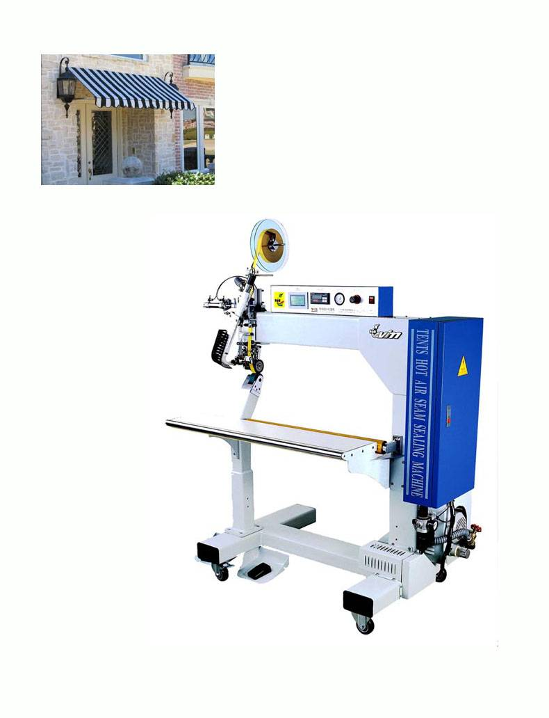 Sell Hot Air Seam Sealing Machine For Tents (V-12)