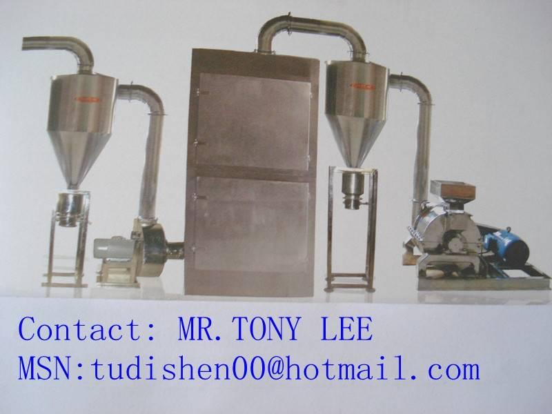 Herbal mill (Herbal crusher/Herbal grinder/Herbal pulverizer)