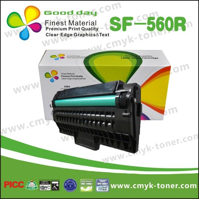 Samsung SF 560RPrinter toner cartridge,Universal Model Samsung SF-560R/565PR/560RC/565PCR