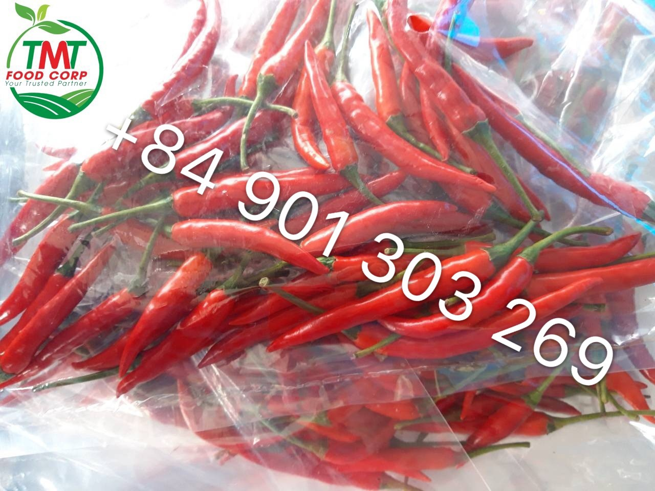 FRESH/ FROZEN CHILLI
