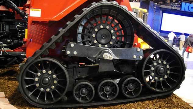 GTW ASV Replacement Tracks Mini-Excavator Rubber Track