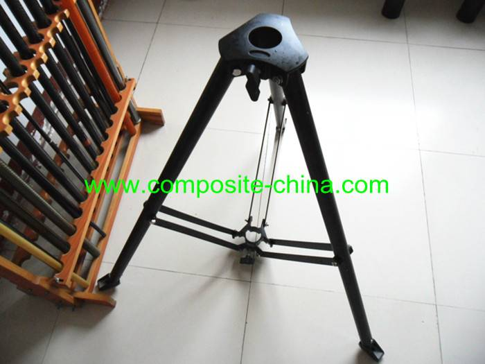 Supplying Aluminum Telescopic Tripod. Black color and high strength tripod. telescopic tripod .