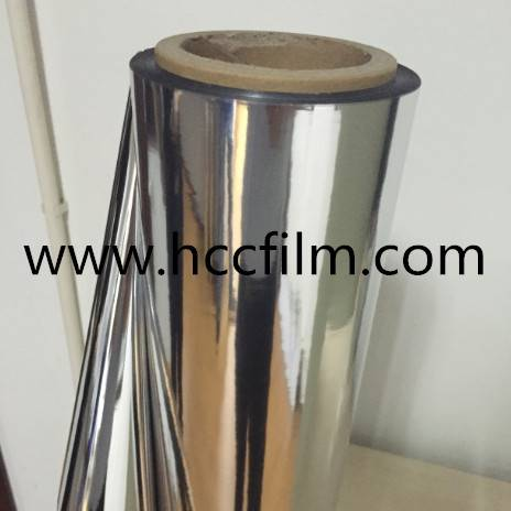 20&25Micron VMCPP film for packaging use