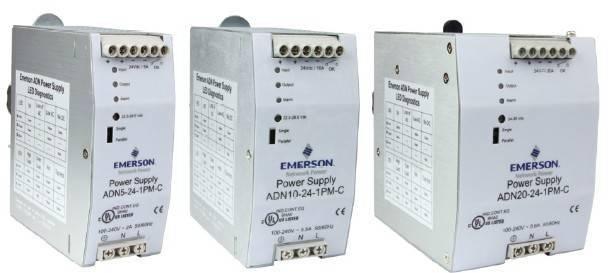 Emerson AC/DC converter ADN series ADN10-24-1PM-C