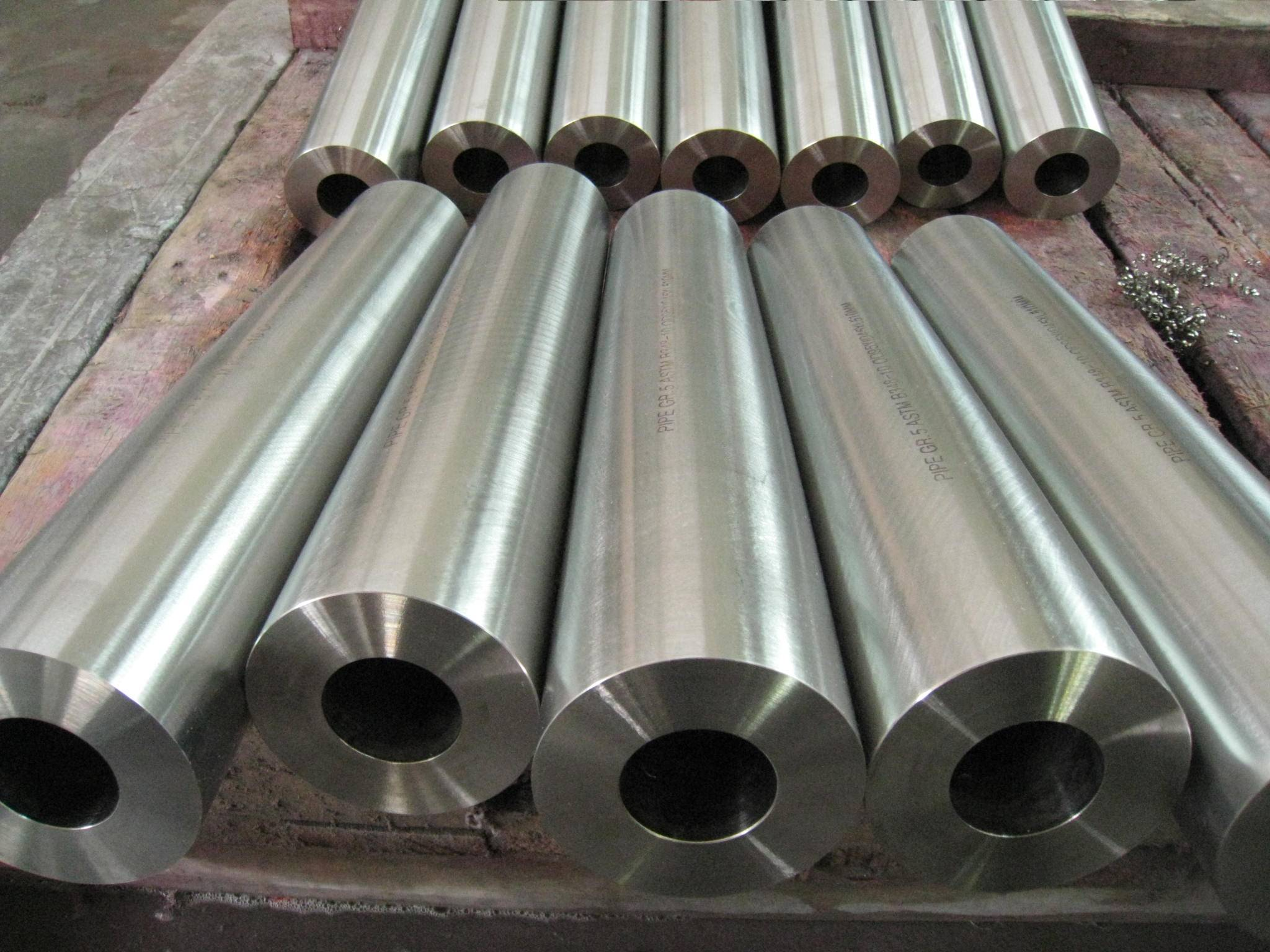 6Al4V Alloy Pipe