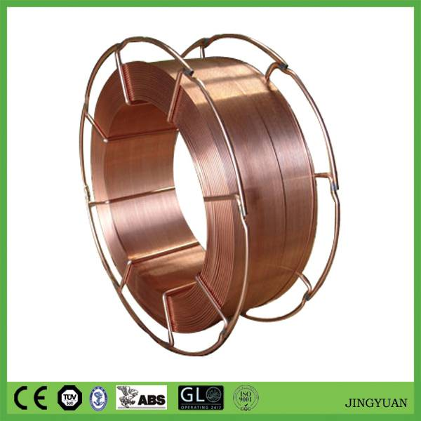 1.2mm CO2 gas copper coated MIG WELDING WIRE ER70S-6