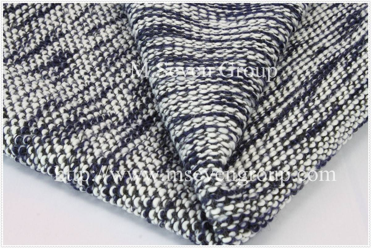 2014 Winter New fashion Shag line Wool fabric/ knitting wool fabric /thick fabric