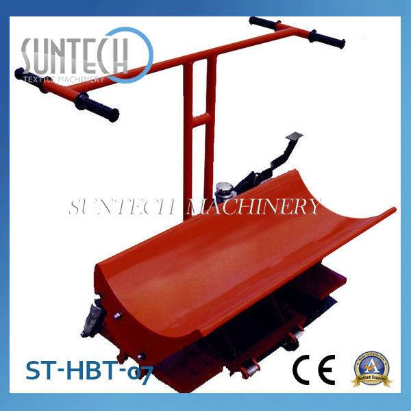 Suntech Low Price Hydraulic Cloth Roll Doffing Trolley
