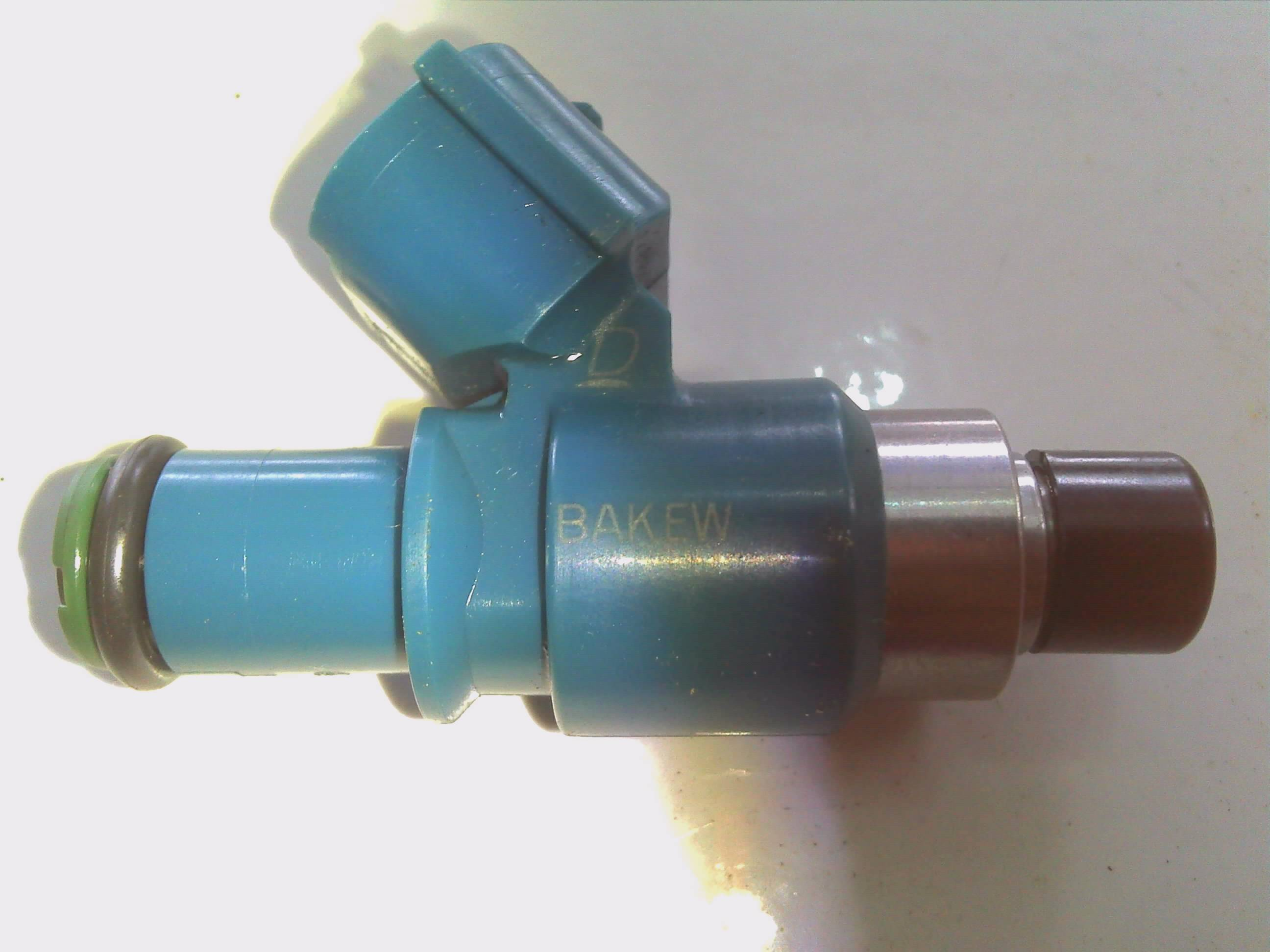 Motorcycle Fuel Injector