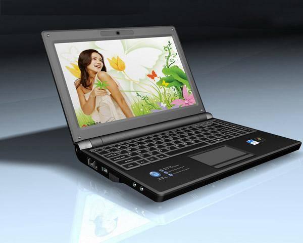 Mini notebook computer