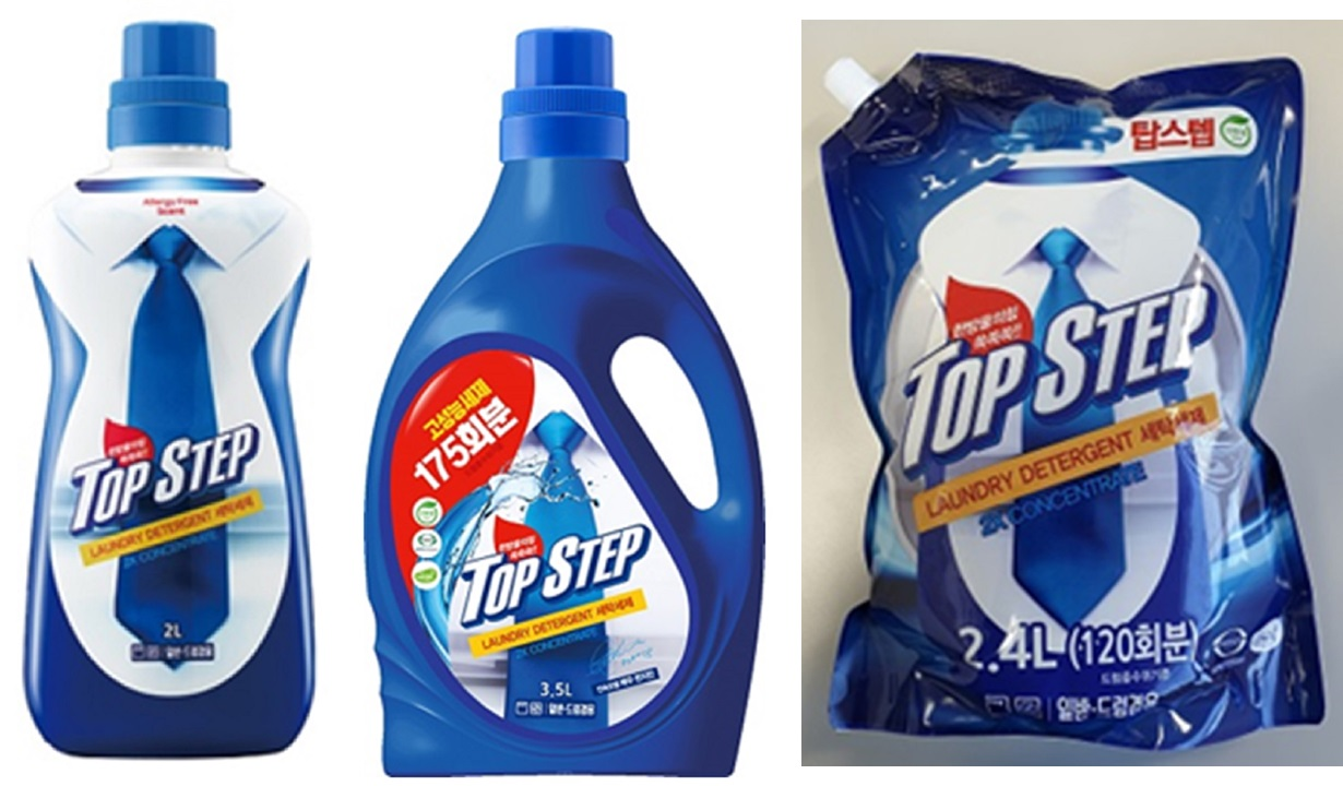 Top Step Laundry Detergent