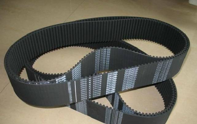 china low price best quality 4pk rubber belt