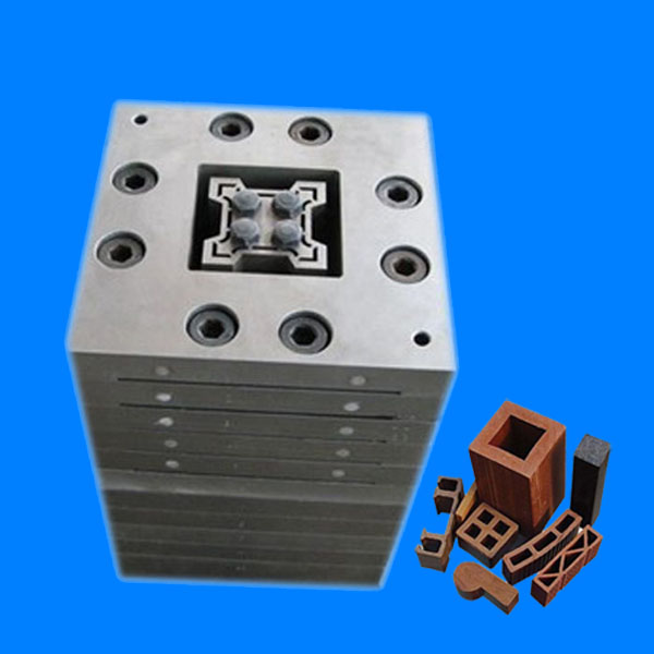 wpc profile mould/wpc joist mould