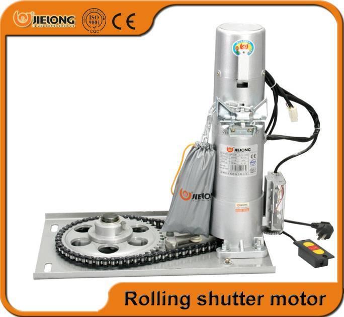 Automatic shutter door opener