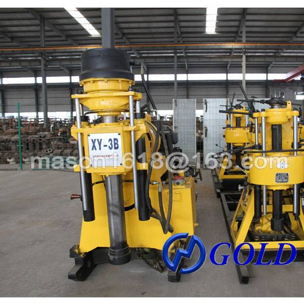 2015 China Reliable XY-3B Hydraumatic Water Well Drilling