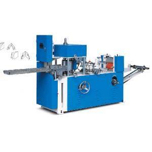 Full-Automatic Multi-colors Napkin Paper Machine (DC-NPM-180/500)