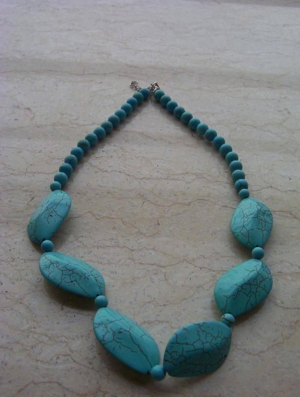 MU-023 Turquoise necklace
